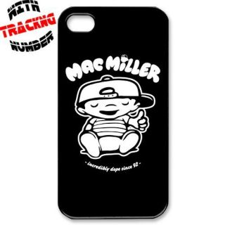 MAC MILLER Easy Most Dope knock Wiz Khalifa Apple iPhone 4 4S Hard