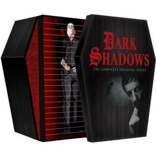 Dark Shadows Complete Original Series Collectors Limited Numbered
