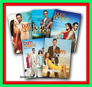 Notice The Complete Series Seasons 1 5 Brand New SEALED DVD Set