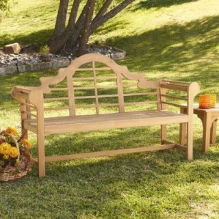 ft Wooden Teak Wood Outdoor Lawn Garden Patio Furniture Bench New