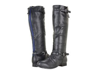Steve Madden Madden Girl Allstaar Black Knee High Boots 8
