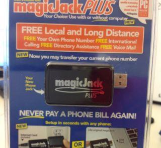 Magic Jack Plus Brand New