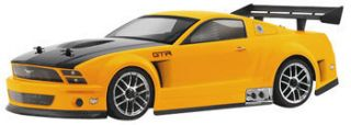 HPI 17504 Ford Mustang GT R Clear Body 200mm 200 mm 1 10 New