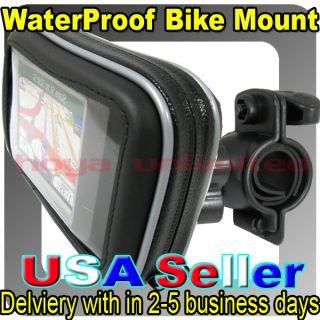Magellan Maestro GPS Water Resistant Motor Bike Mount