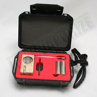 Hard Case Fits Magic Flight Launch Box Vaporizer Red Foam