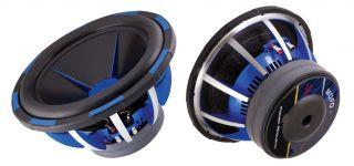 Acoustik MOFO 154X 15 6000W Car Audio Subwoofers Subs MOFO154X