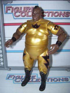 Wrestling Jakks Classic Superstars 18 King Mabel Figure Mable