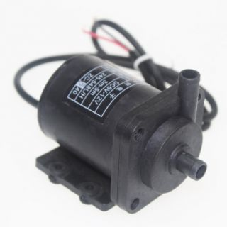 Magnetic Pump High Temp 100℃ Solar Hot Water Pump F Oil