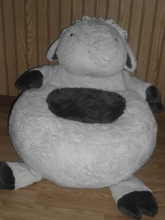 Pottery Barn Kids Lambie Critter Chair