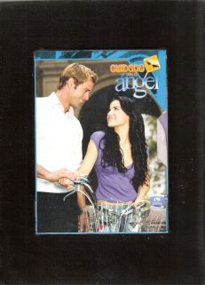 Con El Angel William Levy Maite Perroni Telenovela 3 DVD`S