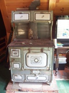 Antique Home Comfort Wood Cookstove
