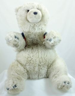 GUND LARGE PLUSH POLAR BEAR AMERICAN EAGLE OUTFITTERS TEDDY STUFFED