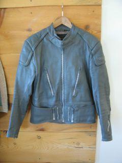 MALCOLM Malcom SMITH [Hein Gericke Vintage Leather Motorcycle Biker
