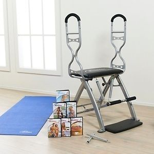 Malibu Pilates Pro Chair Deluxe With Sculpting Handle