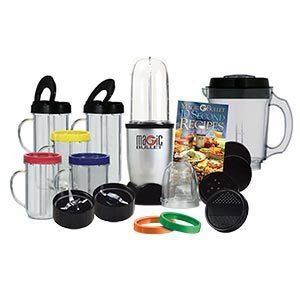 New Magic Bullet 25 Piece Blender Set