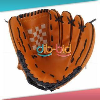 Durable Men Softball Baseball Glove Sports Player Preferred