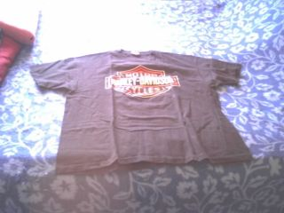 Mancuso Houston Harley Davidson Dealership T Shirt XL