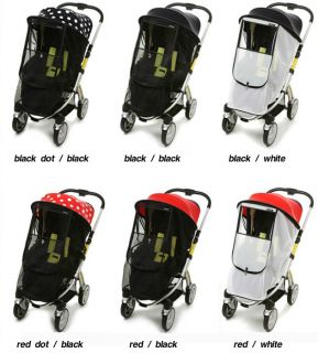 Manito Magic Shade Baby Stroller Sun Canopy for Baby Stroller and Car