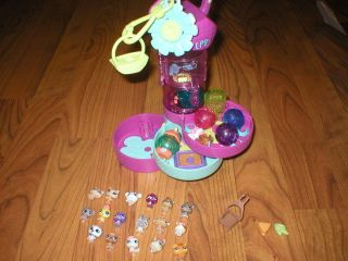 Retired Littlest Pet Shop Teeniest tiniest teensies lot 17 pets deluxe