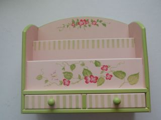 Decorative Wall Mail Organizer