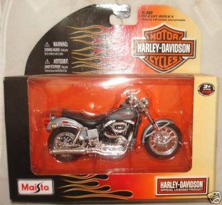 Maisto Harley Davidson 1977 FXS Low Rider S24 1 18