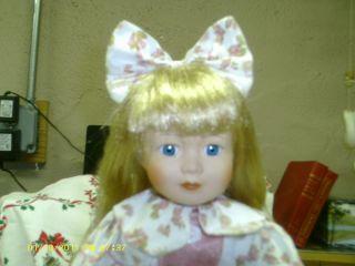 16 Vintage Seymour Mann Porcelain Doll The Connoisseur Collection
