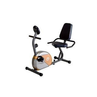 Marcy Recumbent Cycle Exercise Bike Fitness Workout Bicycle Ride ~Free