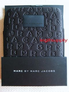 Marc Jacobs iPad 2 Tablet Neoprene Soft Case Cover Bag