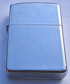 1966 Vietnam War Era Zippo Brush Finish Lighter