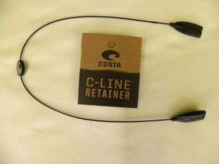 Costa Del Mar Sunglasses C Line Retainer Cord Strap