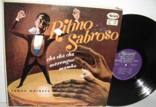 Ramon Marquez Ritmo Sabroso 1957 Cha Merengue Mambo