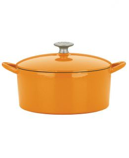 Dansk Mario Batali Classic Enameled Cast Iron Covered 4 Qt Dutch Oven