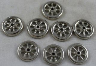 WHEELS FOR CAST IRON TOY CARS & TRUCKS   ARCADE   KENTON   KILGORE