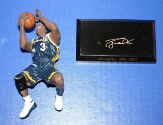 Nice Marquette Golden Eagles Dwyane Wade Bobblehead