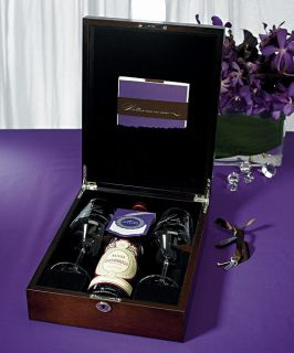 Wedding Love Letter Ceremony Wine Box Set Keepsake