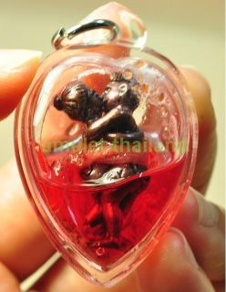 Oil Excellent Lover Buddha Thai Amulet Save Your Love Marriage