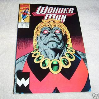 Marvel Comics Wonder Man 12 Comic Book
