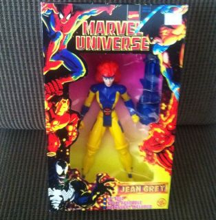 Marvel Universe Jean Grey 10 x Men Figure Legends Toy Biz 1997
