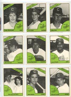 1978 Clinton Dodgers Evon Martinson Chula Vista CA Evan