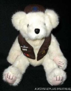 Mary Meyer Girl Scouts Brownie Teddy Bear Plush Doll