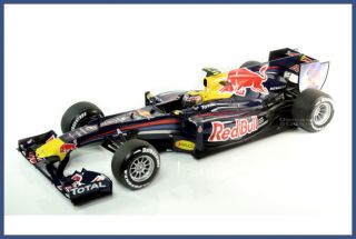 F1 Red Bull Racing Renault RB6 Mark Webber 1 18 6 110 100006