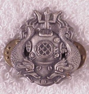 Qualification Badge Army Master Class Diver L22