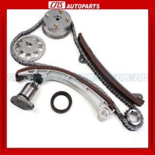 2000 08 Toyota 1 8L 1ZZFE Timing Chain Kit w VVT I Gear Adjuster 1ZZ