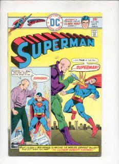 Superman #292 DC Comics Bronze Age Clark Kent Krypton Curt Swan Cardy