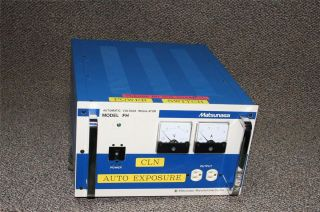 Stavol Matsunaga Automatic Voltage Regulator Model FH 1500
