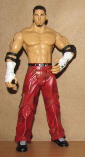 MATT HARDY jakks RUTHLESS AGGRESSION ra wwe wrestling FIGURE wwf RED