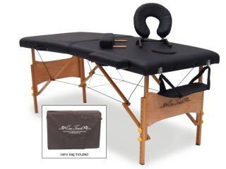 Massage Table Bed by OneTouch Massage Eclipse Model Portable Table