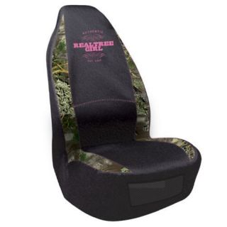 Realtree Girl Max 1 Camo Pink Universal Seat Cover Car Auto Truck