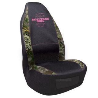 Realtree Girl Max 1 Camo Pink Universal Seat Cover Car Auto Truck