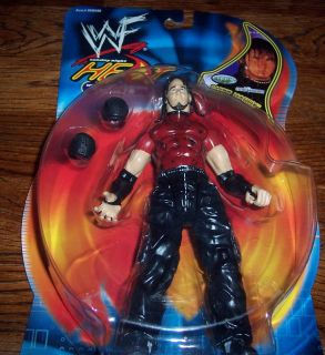 WF Wrestling Action Figure 2001 Jakks Pacific Mat Hardy